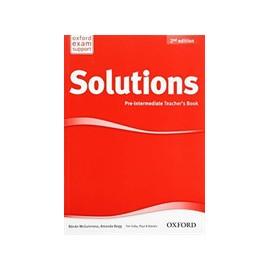 Maturita Solutions Pre-Intermediate Teacher´s Book