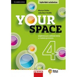 Your Space 4 Učebnice + i-učebnice Flexibooks.cz