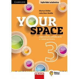 Your Space 3 Učebnice + i-učebnice Flexibooks.cz