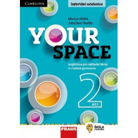 Your Space 2 Hybridní učebnice