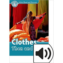 Discover! 6 Clothes Then and Now + MP3 audio download