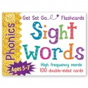 Phonics Flashcards: Sight Words