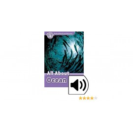 Discover! 4 All About Ocean Life + MP3 audio download