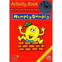 Humpty Dumpty Activity Book + CD