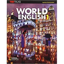World English 1 Third Edition Student´s Book + My World English Online