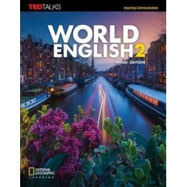 World English 2 Third Edition Student´s Book + My World English Online