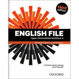English File Third Edition Upper-Intermediate Multipack A