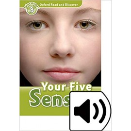 Discover! 3 Your Five Senses + audio download