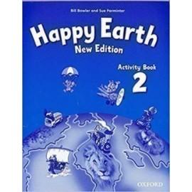 Happy Earth New Edition 2 Activity Book