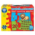 Match and Count Activity Puzzles