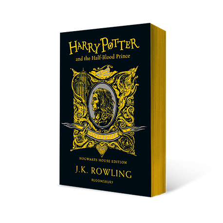 Harry Potter and the Half-Blood Prince - Hufflepuff Edition