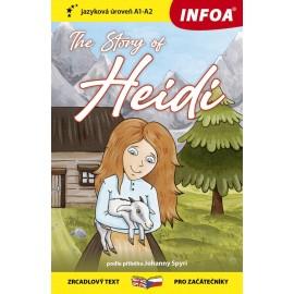 The Story of Heidi - Heidi, děvčátko z hor