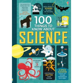 Usborne: 100 Things to Know About Science