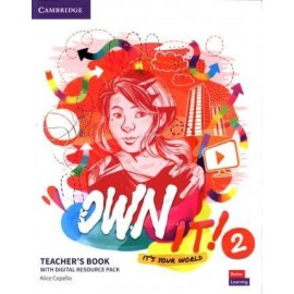 Own it! 2 Teacher's Book with Digital Resource Pack