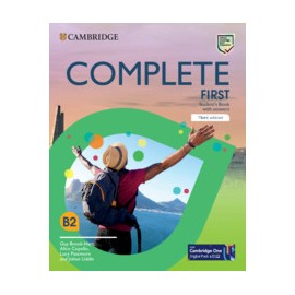 Complete First Third Edition Student's Book with Answers