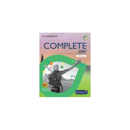 Complete First Third Edition Teacher's Book