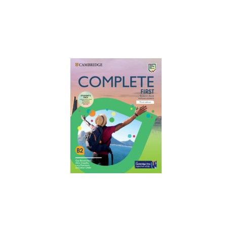 Complete First Third Edition Student's Pack without answers