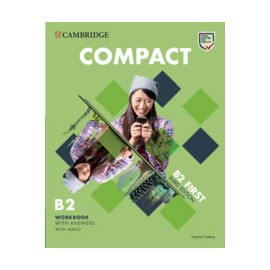 Compact First Third Edition Workbook with Answers with Audio
