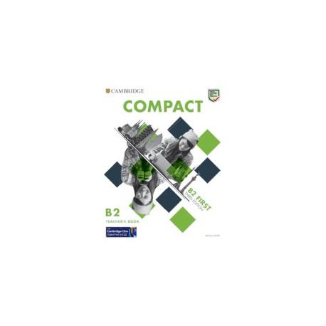 Compact First Third Edition Teacher's Book