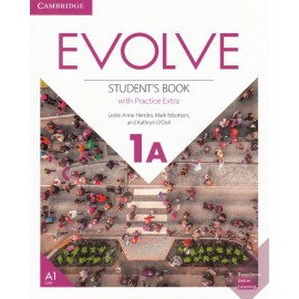 Evolve 1A Student's Book with Practice Extra