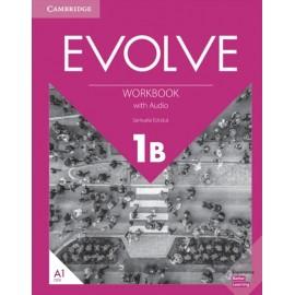 Evolve 1B Workbook with Audio