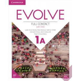 Evolve 1A Full Contact with DVD