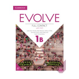 Evolve 1B Full Contact with DVD
