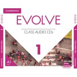 Evolve 1 Class Audio CDs