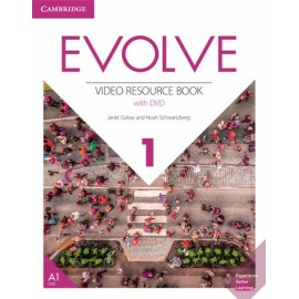Evolve 1 Video Resource Book with DVD