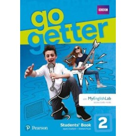 GoGetter 2 Students' Book with MyEnglishLab Pack