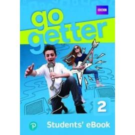 GoGetter 2 Students' MyEnglishLab & eBook Access Code