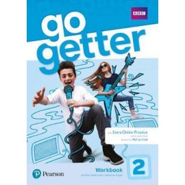 GoGetter 2 Workbook with Online Homework PIN code Pack