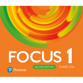 Focus 1 Second Edition Class CD