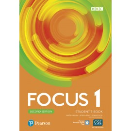 Focus 1 Second Edition Student's Book with PEP Basic Pack