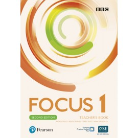 Focus 1 Second Edition Teacher's Book with PEP Pack