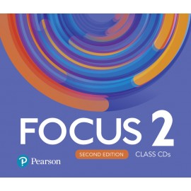 Focus 2 Second Edition Class CD