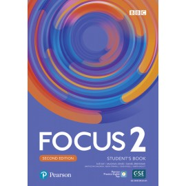 Focus 2 Second Edition Student's Book with Basic PEP Pack