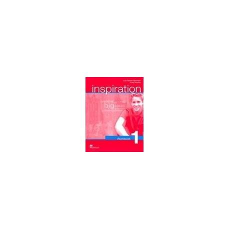 Inspiration 1 Activity Book Macmillan 9781405029360