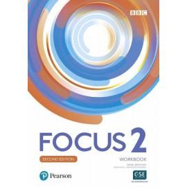 Focus 2 Second Edition Workbook with Audio Online