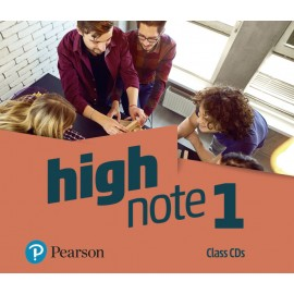 High Note (Global Edition) 1 Class Audio CDs