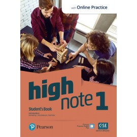 High Note 1 Student's Book with Online Practice