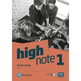 High Note (Global Edition) 1 Teacher's Book