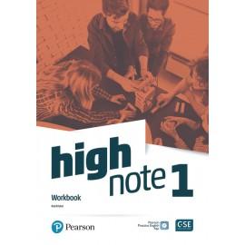 High Note (Global Edition) 1 Workbook