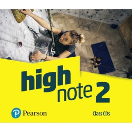 High Note (Global Edition) 2 Class Audio CDs