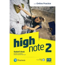 High Note 2 Student's Book with Online Practice