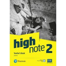 High Note (Global Edition) 2 Teacher´s Book