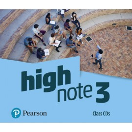 High Note (Global Edition) 3 Class Audio CDs