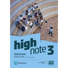 High Note (Global Edition) 3 Student's Book