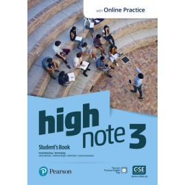 High Note 3 Student's Book with Online Practice