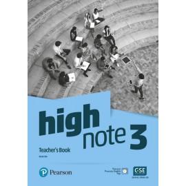 High Note Level 3 Teacher's Book